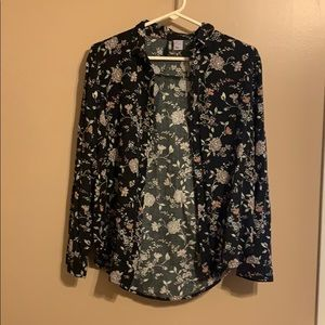 Divided Women's Button up Blouse